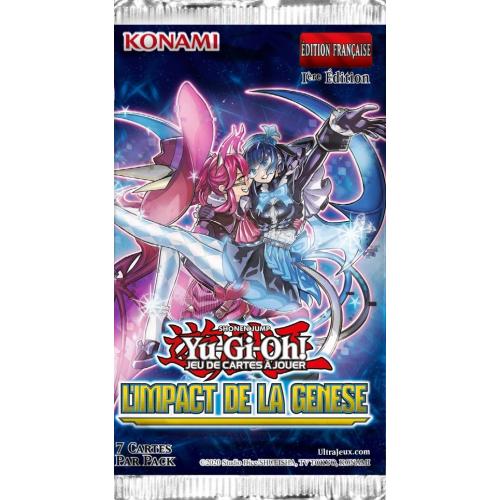 Yu-Gi-Oh Booster L'Impact de la Genèse