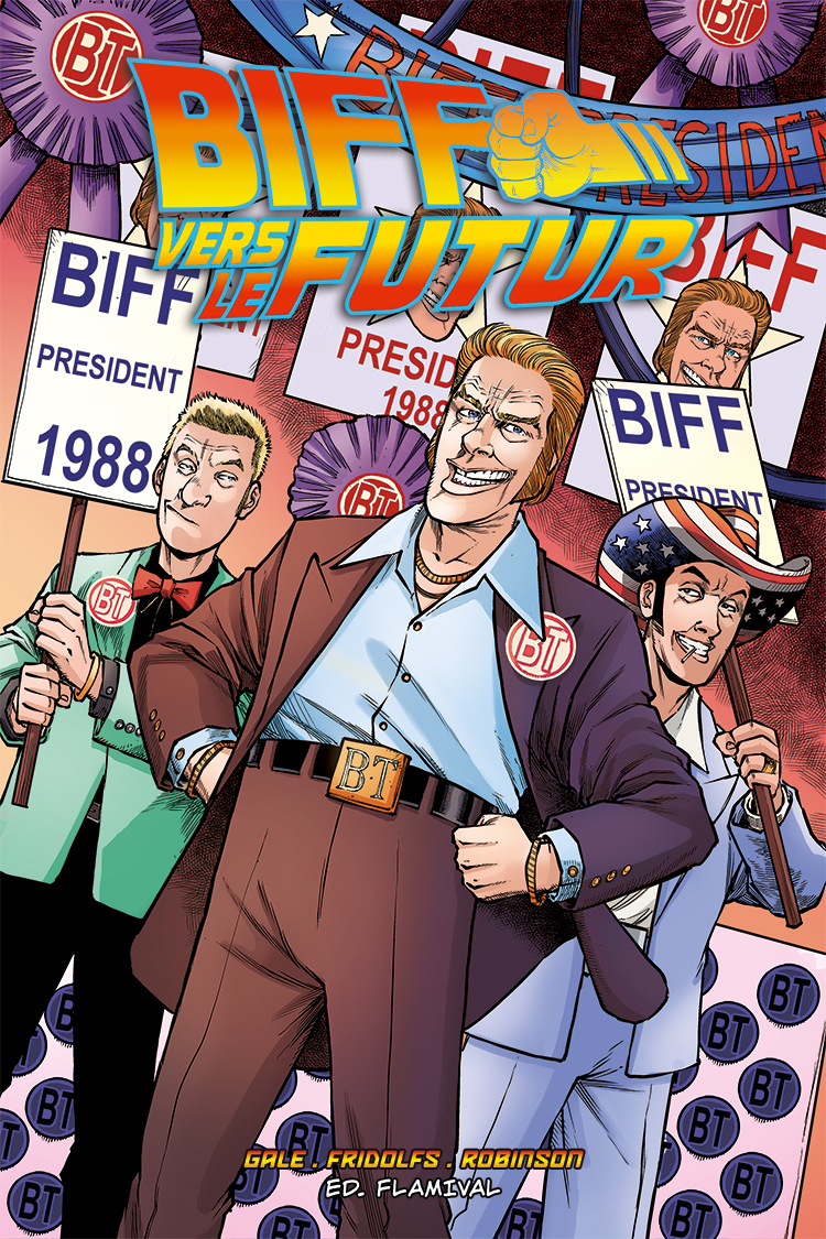 Retour vers le futur - Biff vers le futur (VF)