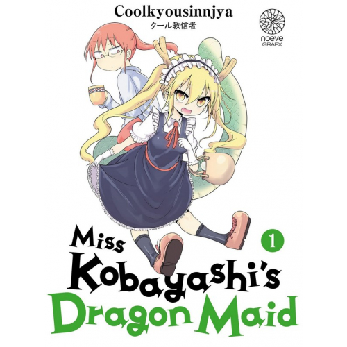 Miss Kobayashi's Dragon Maid Tome 1 (VF)