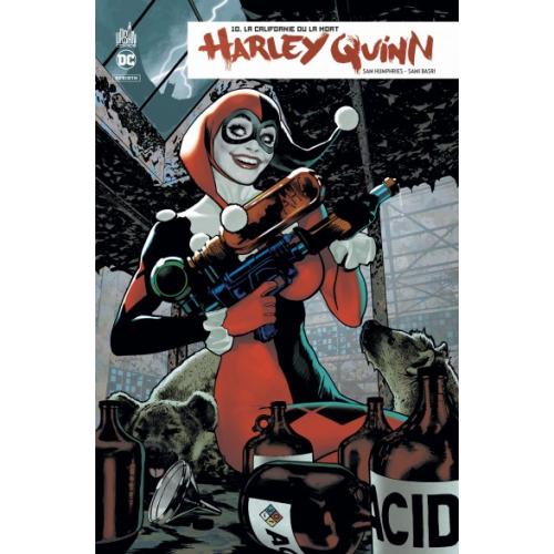 Harley Quinn Rebirth Tome 10 (VF)