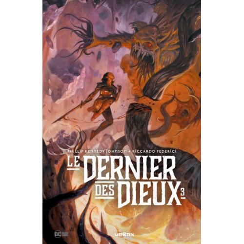 Le Dernier des Dieux Tome 3 (VF)