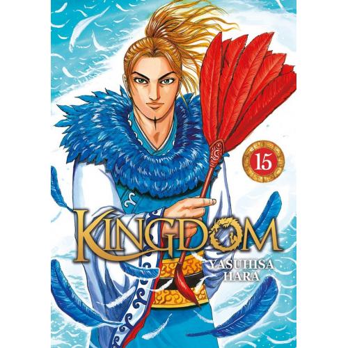 Kingdom Tome 15 (VF)