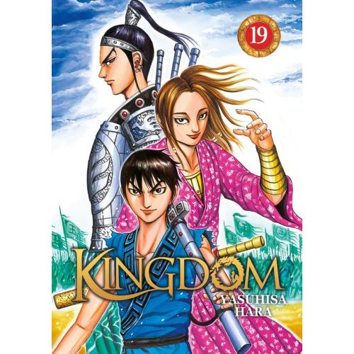 Kingdom Tome 19 (VF)