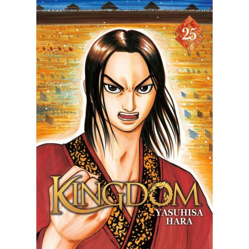 Kingdom Tome 25 (VF)