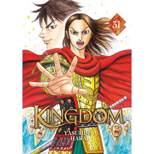 Kingdom Tome 31 (VF)