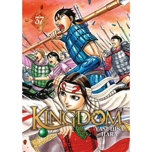 Kingdom Tome 37 (VF)