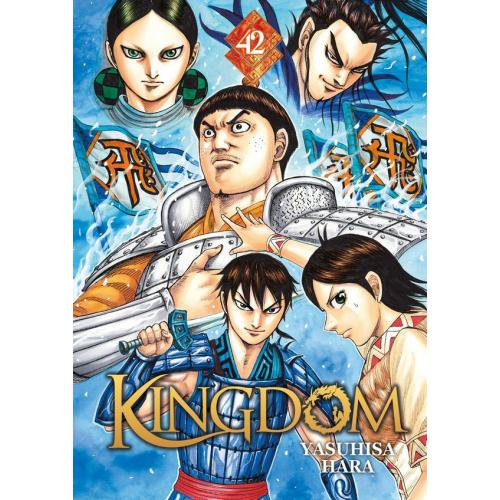 Kingdom Tome 42 (VF)