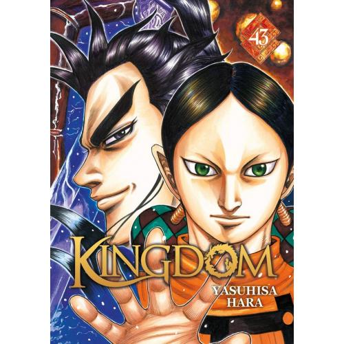 Kingdom Tome 43 (VF)