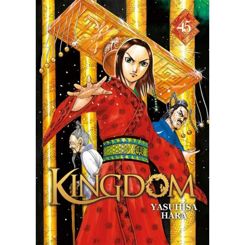 Kingdom Tome 45 (VF)