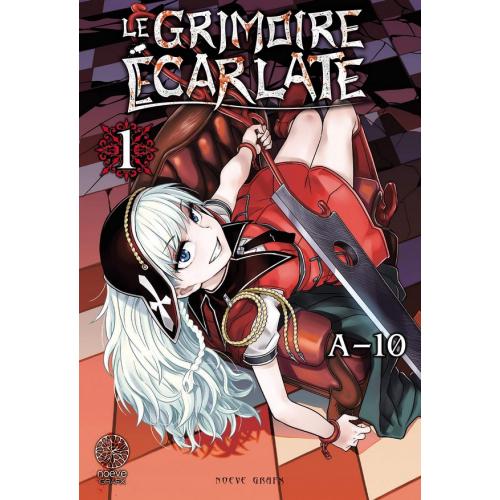 Le Grimoire Ecarlate Tome 1 (VF)