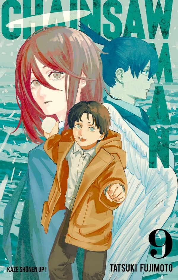 Chainsaw Man Tome 9 (VF)