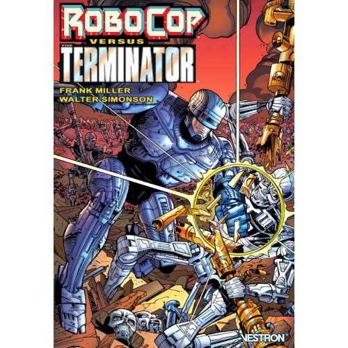 ROBOCOP VS. TERMINATOR (VF) Version Couleurs