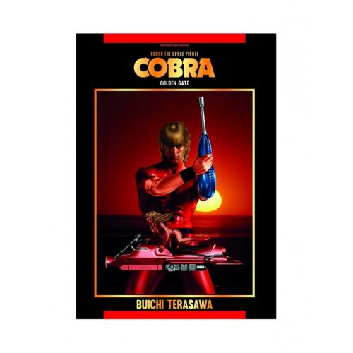 Cobra - The Space Pirate Tome 10 (Golden Gate) (VF)