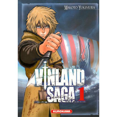 Vinland Saga - TOME 1 (VF)