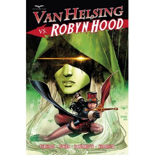 Grimm Fairy Tales : Van Helsing vs Robyn Hood (VF)
