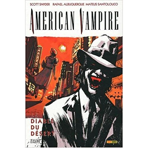 American Vampire Tome 2 : Le diable du désert Panini Comics (VF) occasion