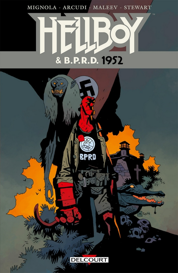 Hellboy and BPRD Tome 1: 1952 (VF)
