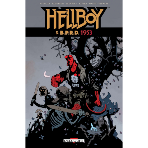 Hellboy and BPRD Tome 2 : 1953 (VF)