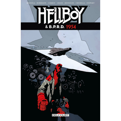 Hellboy and BPRD Tome 3 : 1954 (VF)