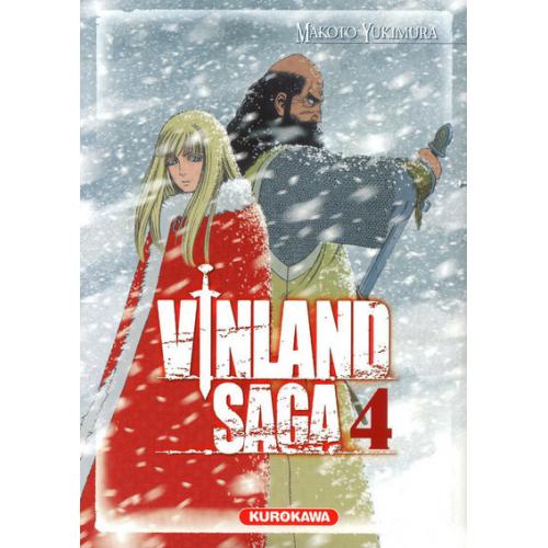 Vinland Saga - TOME 4 (VF)