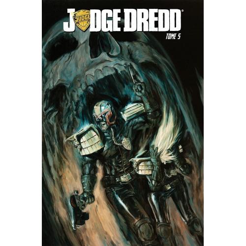Judge Dredd Tome 5 (VF)