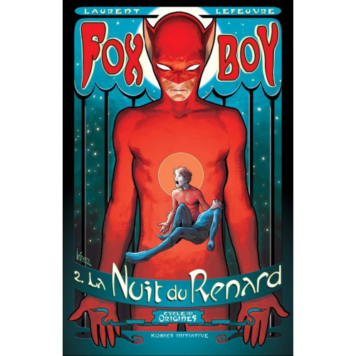 Fox-Boy Tome 2 La Nuit tragique(VF)