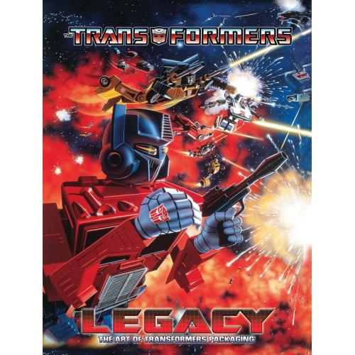 Transformers Artbook : Legacy (VF)