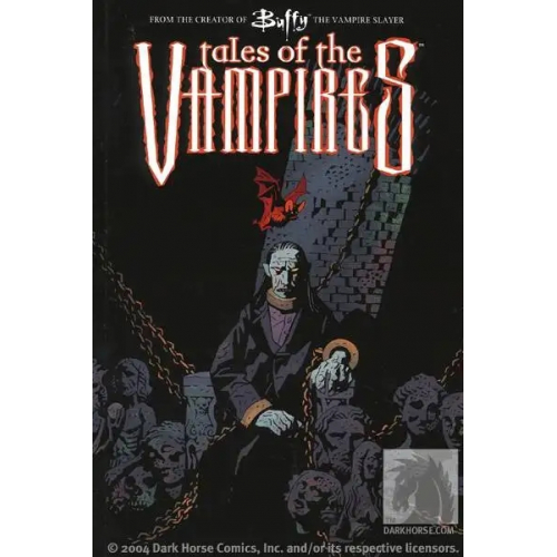 TALES OF THE VAMPIRES TP (VO) occasion