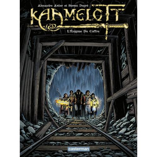 Kaamelott Tome 3 : L'Enigme Du Coffre (VF)