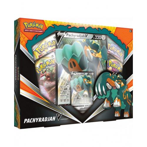 Pokemon - Coffret Pachyradjah