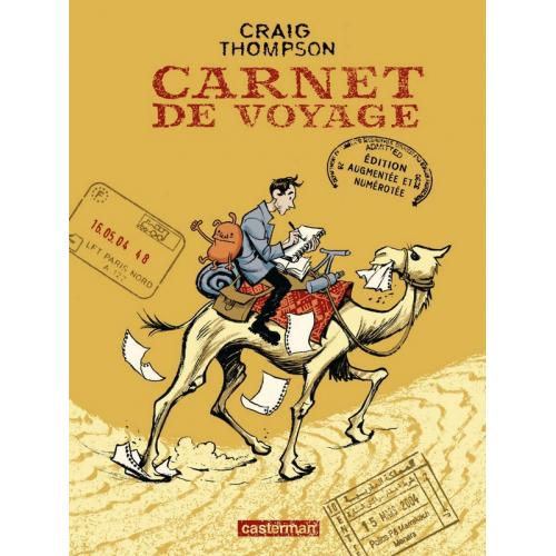 Carnet de voyage (VF)