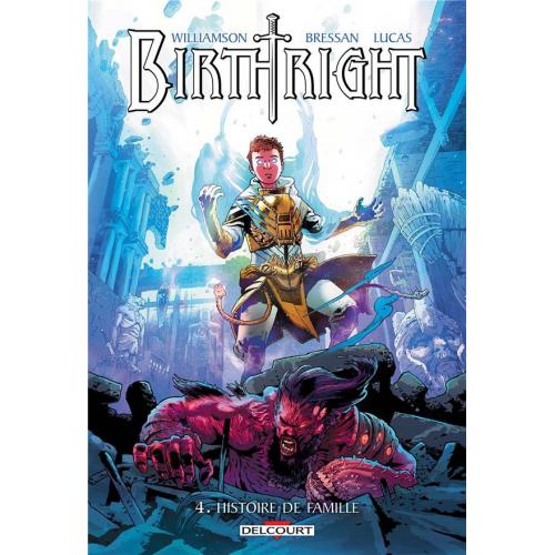 Birthright tome 4 (VF)