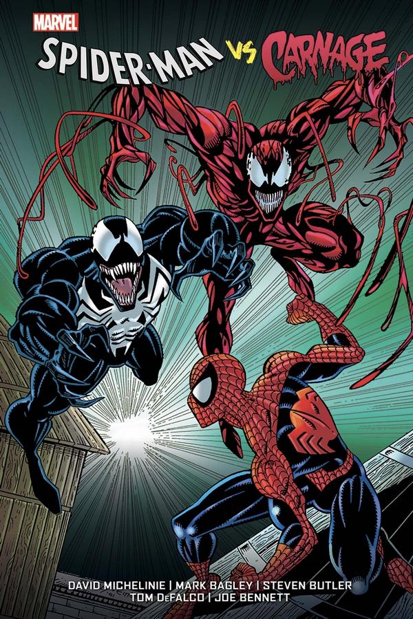 CARNAGE VS SPIDER-MAN (VF)