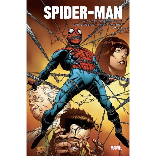 SPIDER-MAN PAR J. M. STRACZYNSKI TOME 5 (VF) - ICONS