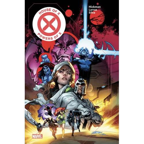 HOUSE OF X / POWERS OF X DELUXE (VF)