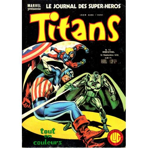 Titans N°16 (VF)