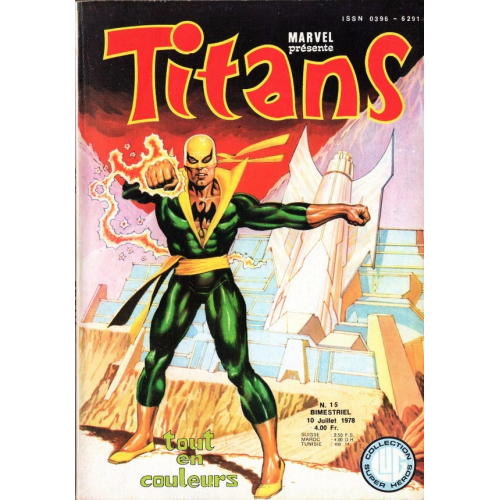 Titans N°15 (VF)