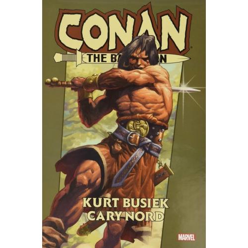 Conan le Barbare : Omnibus (VF)