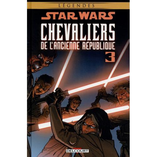 Star Wars - Chevaliers de l'Ancienne République Tome 03 (VF) Occasion