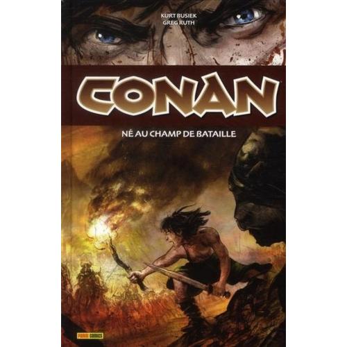 Conan - Né au Champ de Bataille (VF) Occasion