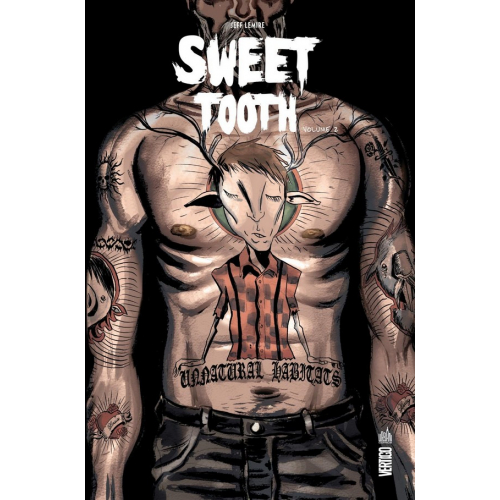 Sweet tooth Tome 2 NOUVELLE EDITION Black Label (VF)