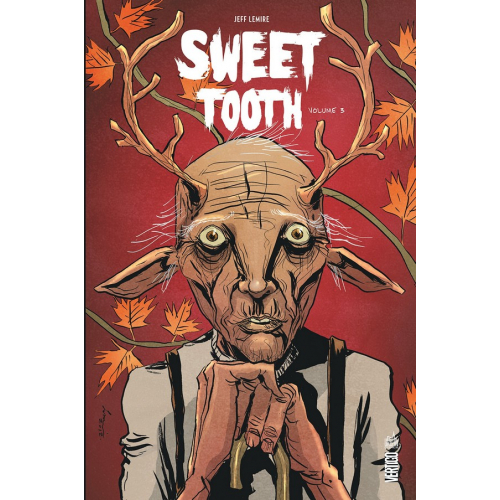 Sweet tooth Tome 3 NOUVELLE EDITION Black Label (VF)