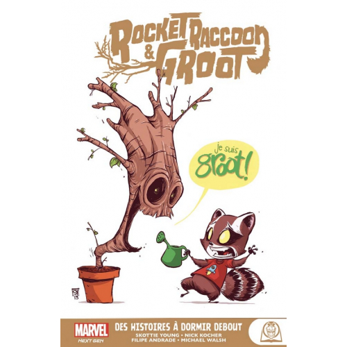 Marvel Next Gen -Rocket Racoon & Groot (VF)