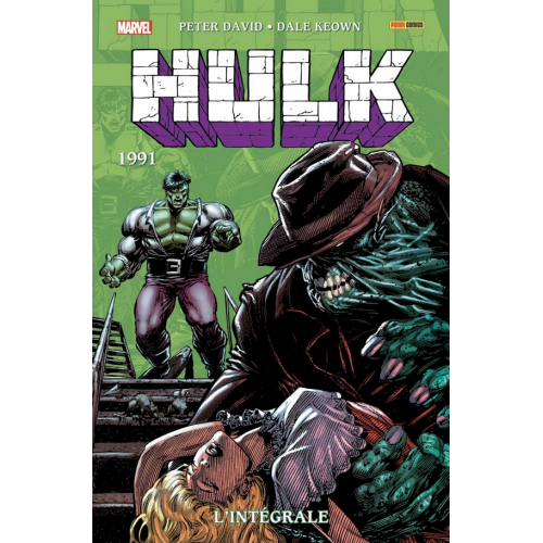 Hulk : L'intégrale 1991 (Tome 6 Nouvelle édition) (VF)
