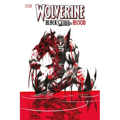 Wolverine Black White & Blood Giant -Size (VF)