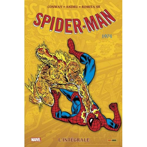 Spider-Man : L'intégrale 1974 (Tome 12 Nouvelle édition) (VF)