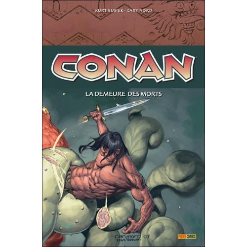 Conan - La Demeure des Morts (VF) Occasion