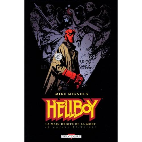 Hellboy Tome 4 : La Main droite de la mort (VF)