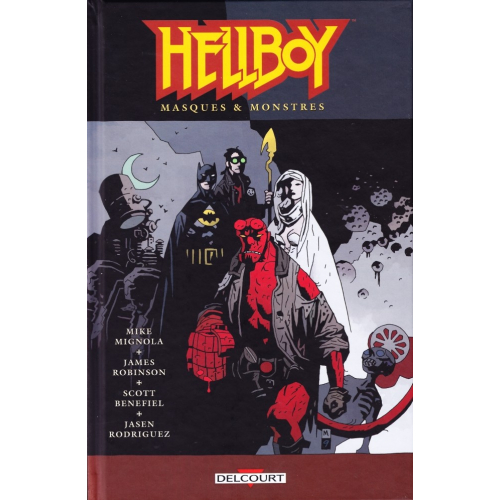 Hellboy Tome 14 : Masques & Monstres (VF)