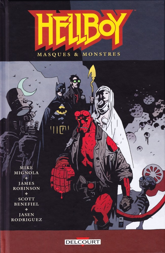 Hellboy Tome 14